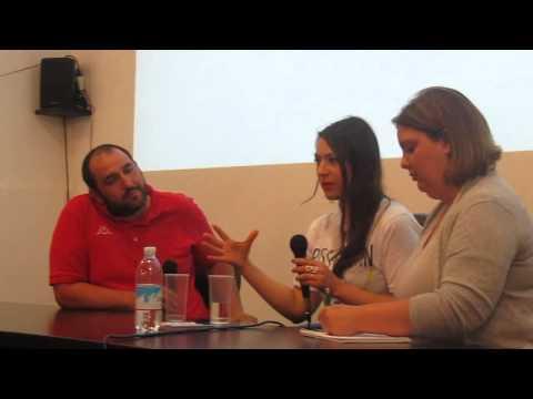 Terzo video sull'incontro dell'ARC con la giornalista svedese Milene Larsson