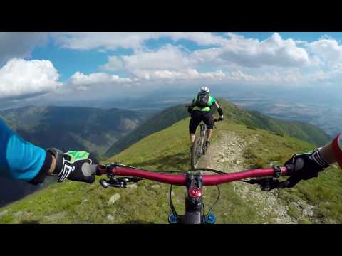 Five star mountainbike trails in Slovakia