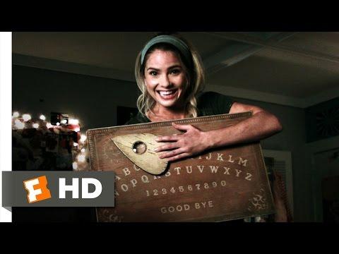 Ouija (5/10) Movie CLIP - She Played Alone...