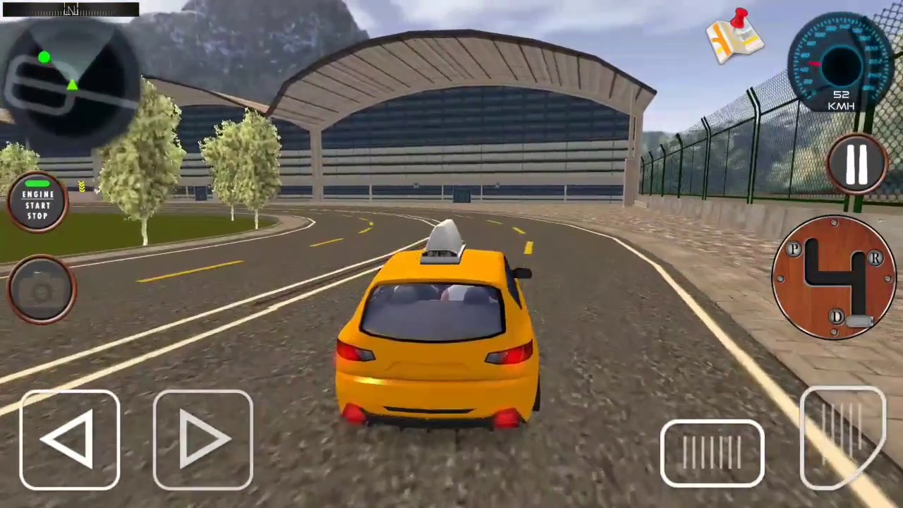 City Taxi Driving 2016 Cab Sim Best Android Play Hd 2