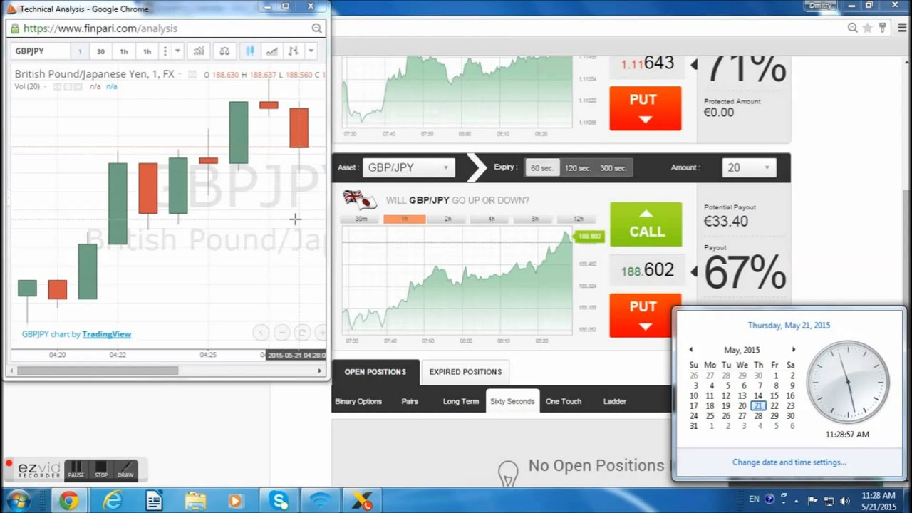 Binary options finpari