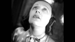 Edith Piaf - Le Vagabond - 1941