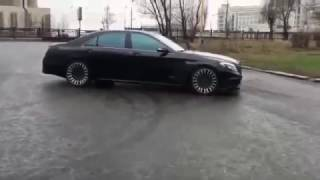 Mercedes Benz w222 Brabus rocket 950