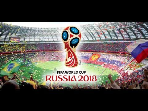 "FIFA WORLD CUP 2018 ""COLORS"""