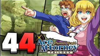 Phoenix Wright Ace Attorney Trilogy HD - Part 44 Reunion & Turnabout Day 1 (Nintendo Switch)