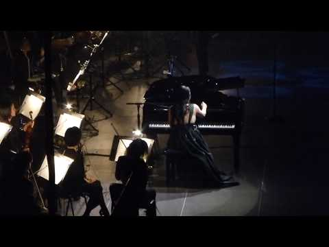 Evanescence (Synthesis) - Amy talking - St. Petersburg Yubi 15.03.2018