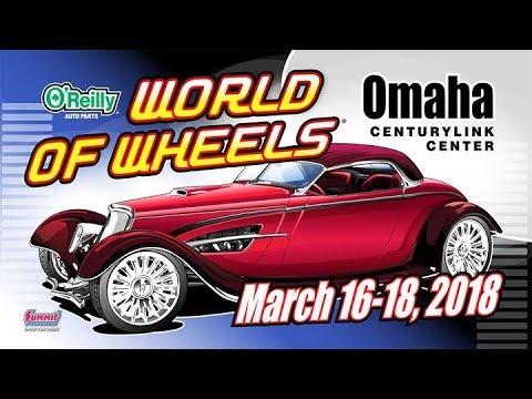 WORLD OF WHEELS 2018 - Omaha Nebraska