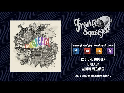 [Album Sampler] 12 Stone Toddler - Idiolalia Mp3