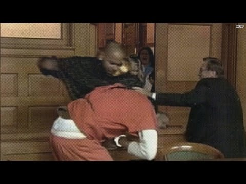 10 Shocking Cases Of Courtroom Chaos
