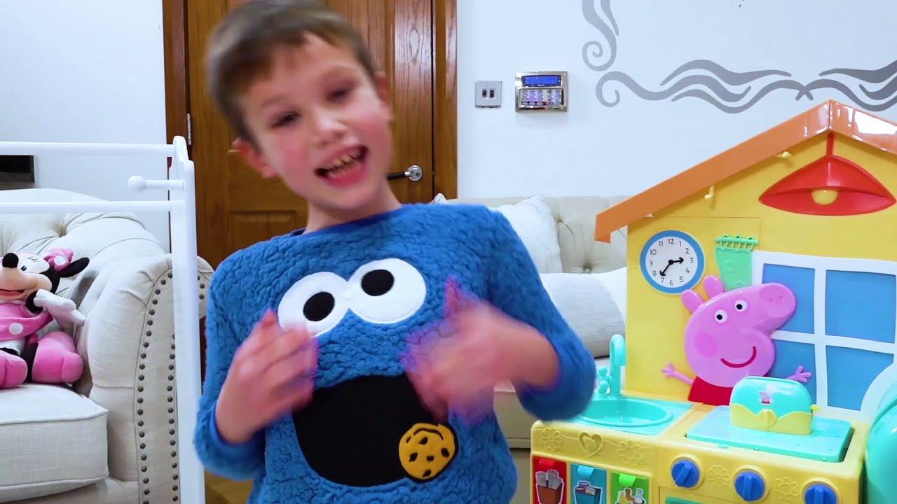 Макс и его сладости