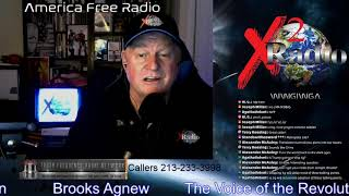 Brooks Agnew America Free Radio with Brooks Agnew 11-17-2019