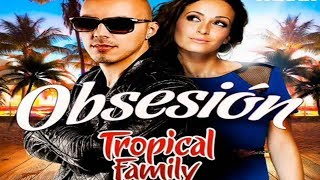 Repeat youtube video Kenza Farah et Lucenzo {Tropical Family} - Obsesion