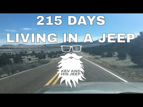 28 MILES OF DIRT ROAD | 215 DAYS IN A JEEP
