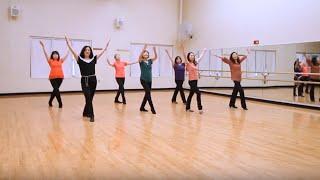 Fake Smile - Line Dance (Dance & Teach)