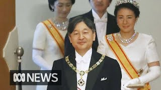Japan's Emperor Naruhito ascends to throne | ABC News