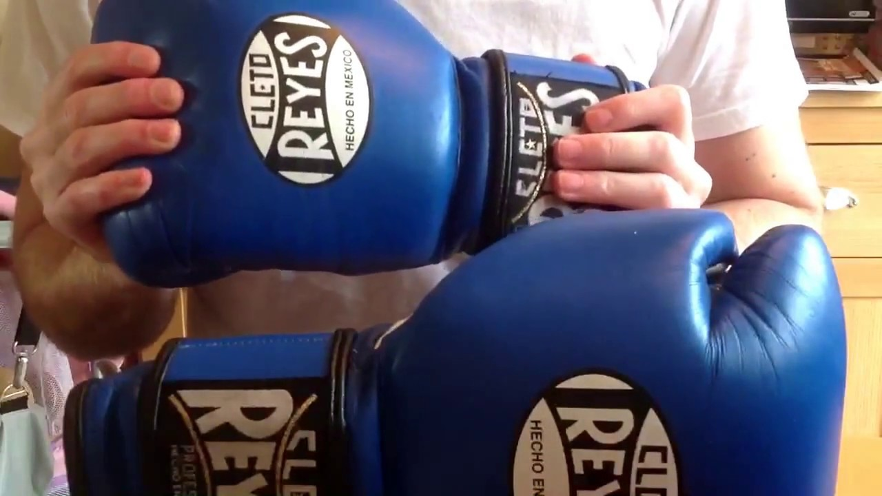 CLETO REYES Boxing Gloves 14oz Velcro Review
