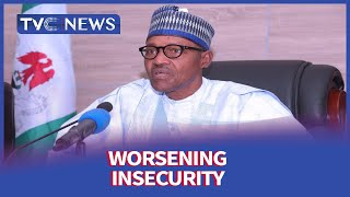[JH] Nigerians Have Lost Confidence In Security - President Buhari