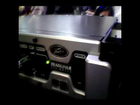 Peavey Headliner - Tour Series - 600 Watt Bass Amp - NAMM Show 2010 | Music Stores in Springfield MO