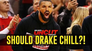 Should Drake Chill at Raptor Games?, OITNB Last Season & Bitcoin Pizza