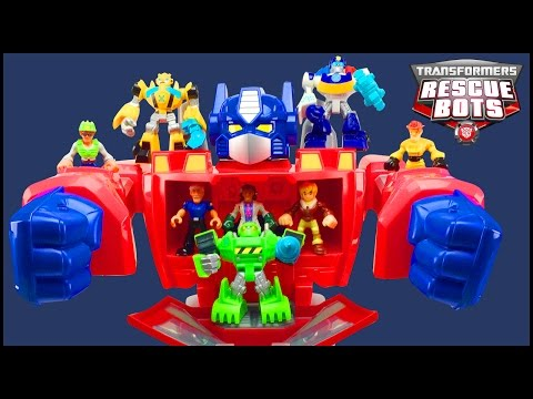 Playskool Heroes Transformers Rescue Bots...