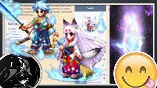 [FFBE] Kaito & Tsukiko: Summon and Alpha Testing  Final Fantasy Brave Exvius]
