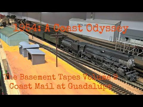 BM Basement Tapes Vol 9: Coast Mail at Guadalupe