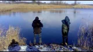 Рибалка Ст.Кримськ. вдхр 02 січ 12г.mp4
