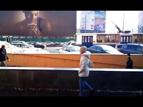 Sony Ericsson Xperia X2 video sample 1