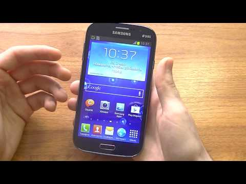 Samsung Galaxy Grand Duos. Двухсимочная лопата
