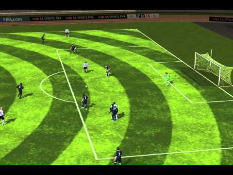 FIFA 14 iPhone/iPad - Se7s bomb vs. Newcastle Utd