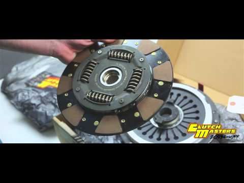 Review of Clutch Masters Stage 3 Clutch Kit