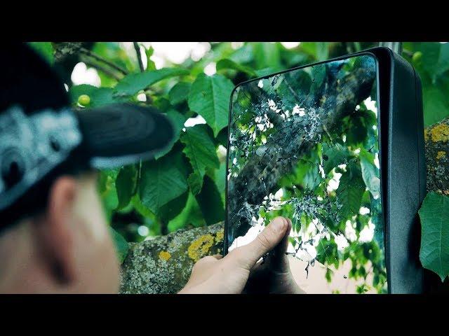 Logistica Ricambi John Deere – Sostituzione specchietto esterno