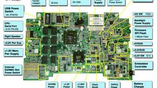 Testing the charging circuit on a laptop motherboard Part 2