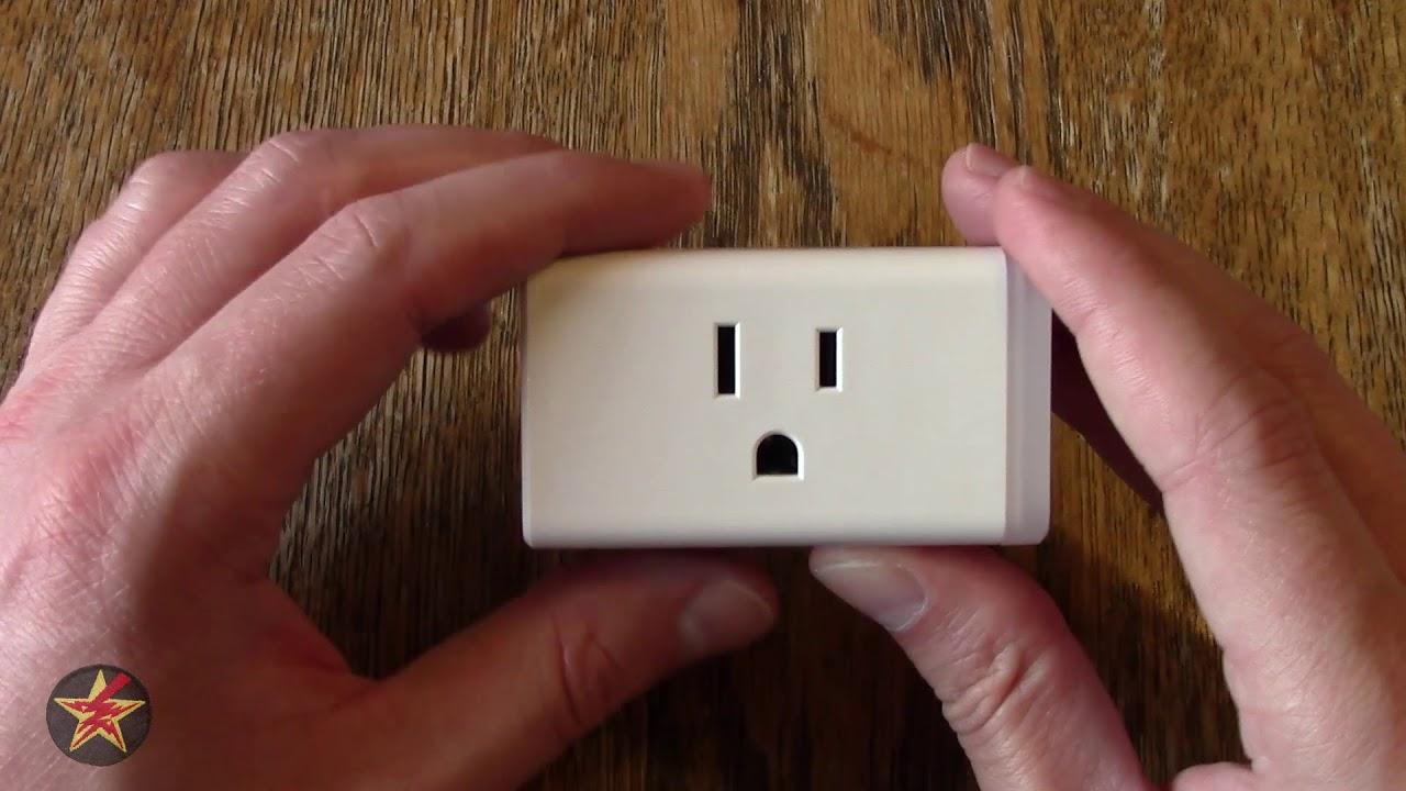 TP Link Smart Plug Mini (HS105) Review