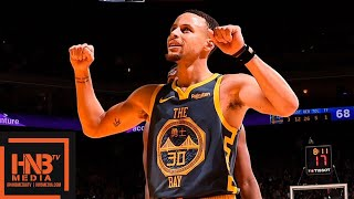 Golden State Warriors vs Memphis Grizzlies Full Game Highlights | 12.17.2018, NBA Season