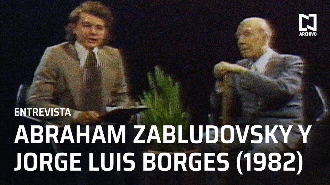 Entrevista a Jorge Luis Borges (1982)