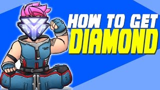 How To Get Diamond In Overwatch | How To Gain Skill Rank In Overwatch Competitive Season 2