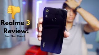 Don't Buy The Realme 3! Full Review After 30 Days