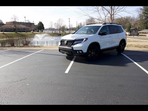 ALL NEW 2019 Honda Passport Elite AWD (Fully Loaded/Top of the Line)