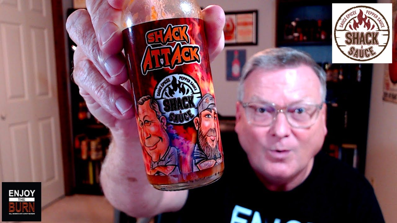 """Shack A Sauce """"Shack Attack"""" Pepper Sauce Review"""