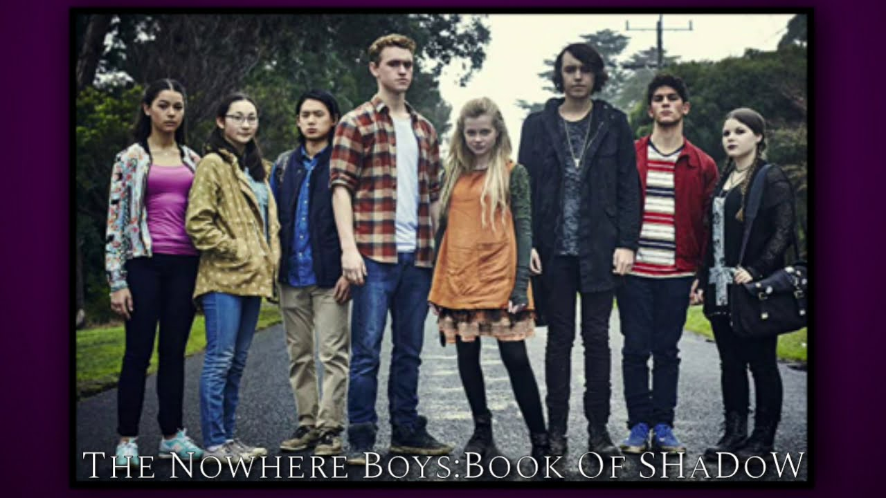Download THE Nowhere Boys:Book of SHaDoW cast TRANSFORMATION BEFORE AND AFTER 2020