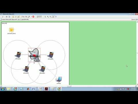 Omnet++ & NS3 LTE Simulation for PhD & Master thesis projects