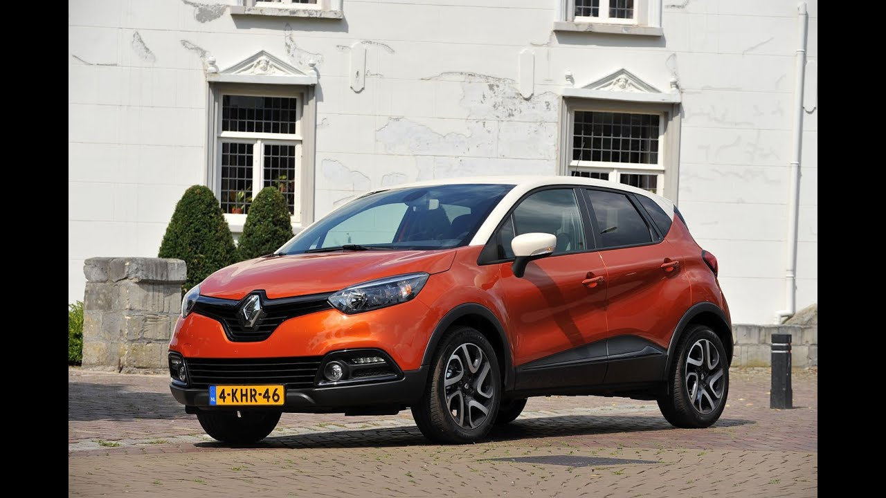 renault captur tce 90 test 2013 viyoutube. Black Bedroom Furniture Sets. Home Design Ideas