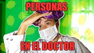 PERSONAS EN EL DOCTOR - Yikiv