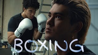 we learned to box