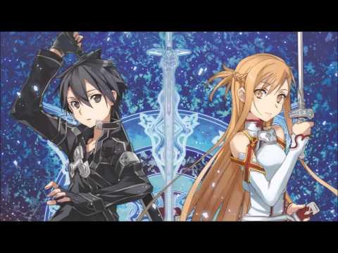 Sword Art Online Ending Instrumental ! ( Overfly-Haruna Luna )