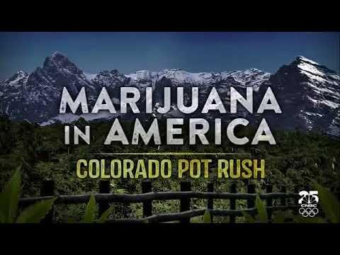 Marijuana in America Colorado Pot Rush  CNBC documentary HD