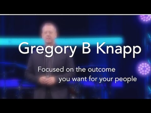 Greg Knapp Long Speaking Demo