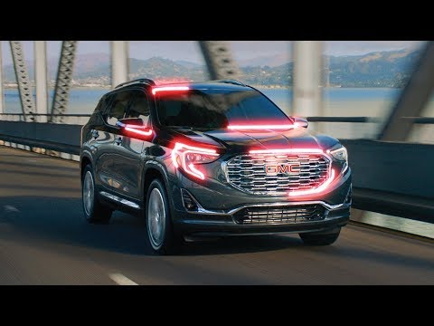 Explore the features of the 2019 GMC Terrain Denali | GMC Canada