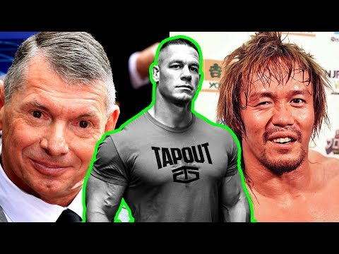 CENA'S WWE STATUS UPDATE! DOES VINCE LIKE NJPW? Going in Raw WWE & Pro Wrestling News Podcast